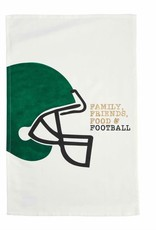MUDPIE Hand Towel Game Day