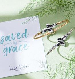 LUCA & DANNI Bangle Bracelet Eternal Cross