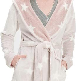 UGG Miranda Dressing Gown Dusk/White Stars