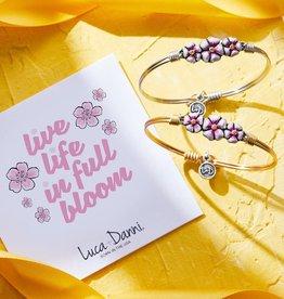 LUCA & DANNI Bangle Bracelet Cherry Blossom