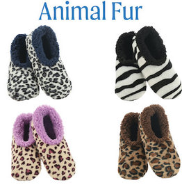 Snoozies Animal Fur