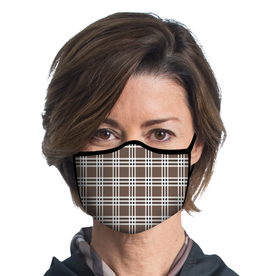 RAINCAPER BY GAZEBO GREEN Face Mask - Coco Plaid