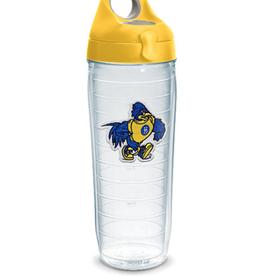 TERVIS TUMBLER Water Bottle Delaware Blue Hens Logo 24 oz