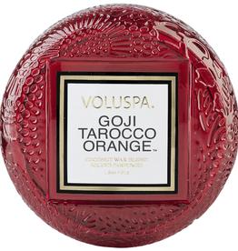 VOLUSPA Spiced Goji & Tarocco Orange Macaron Candle