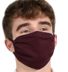 SOUTHWIND APPAREL Face Mask Spandex / Nylon-Burgundy