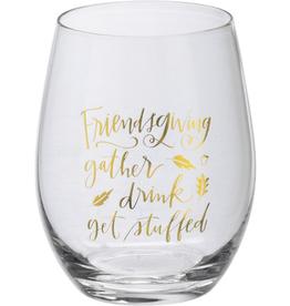 Boxed Stemless Wine Friendsgiving...