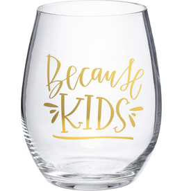 Boxed Stemless Wine Because Kids