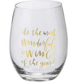 Boxed Stemless Wine It's the Most Wonderful Wine...