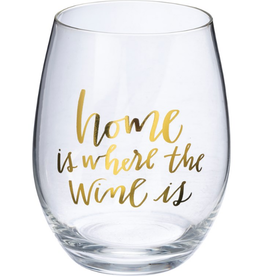 Boxed Stemless Wine Home is Where the Wine Is