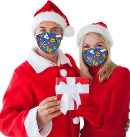 Face Mask: Ugly Christmas
