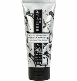 BEEKMAN 1802 INC Vanilla Absolute 2oz Hand Cream