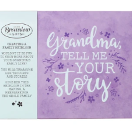 Grandmother Heirloom Book