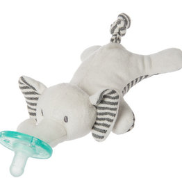 MARY MEYER STUFFED TOYS 6″WubbaNub Pacifier– Afrique Elephant