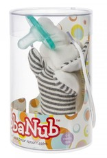MARY MEYER STUFFED TOYS WubbaNub Pacifier Afrique Elephant