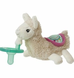 MARY MEYER STUFFED TOYS 6″WubbaNub– Lily Llama