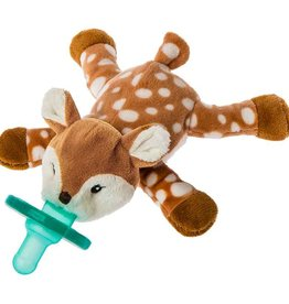 MARY MEYER STUFFED TOYS 6″WubbaNub Pacifier– Amber Fawn