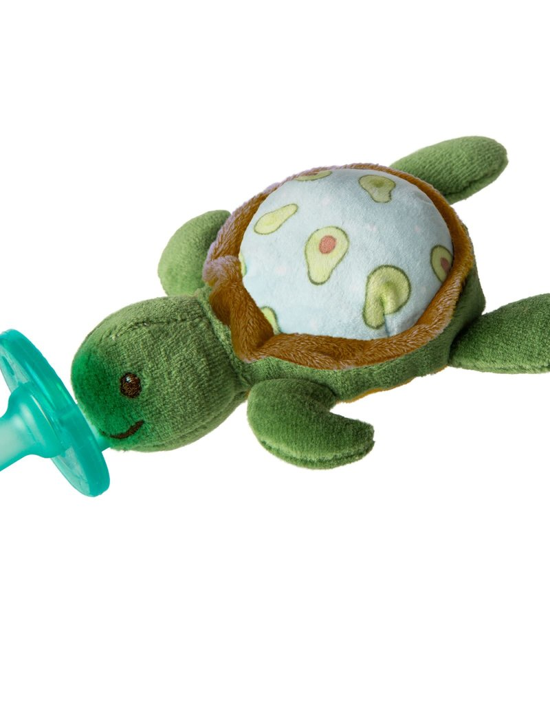 MARY MEYER STUFFED TOYS 6″ WubbaNub – Yummy Avocado Turtle