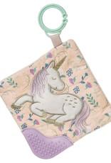 MARY MEYER STUFFED TOYS Crinkle Teether Twilight Baby Unicorn