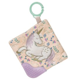 MARY MEYER STUFFED TOYS 6×6″Crinkle Teether –Twilight Baby Unicorn