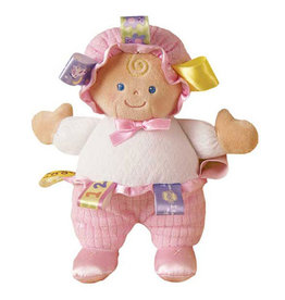 MARY MEYER STUFFED TOYS 8″Taggies –Baby Doll