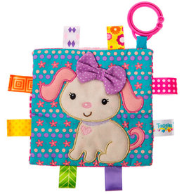 MARY MEYER STUFFED TOYS 6×6″Taggies Crinkle Me–Sister Puppy