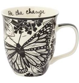 KARMA Boho Mug Butterfly