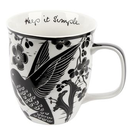 KARMA Boho Mug Hummingbird