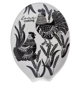 KARMA Spoon Rest Rooster