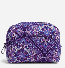 VERA BRADLEY Iconic Large Cosmetic Regal Rosette
