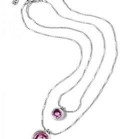 UNO DE 50 Double Trouble Two Strand Necklace