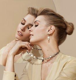 """UNO DE 50 Flighty Necklace Size: 14.5"""" - 16.25"""