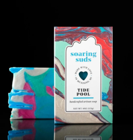 SOARING SUDS SOAP CO Artisan Soap Tide Pool