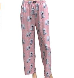 Pajama Bottoms Bichon Frise Small