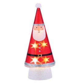 AMSCAN Santa Twinkling Medium Light Up