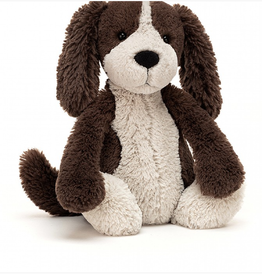 JELLYCAT INC. Bashful Fudge Puppy Medium