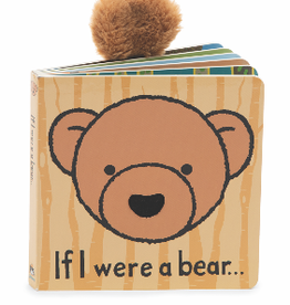 JELLYCAT INC. If I Were A Bear Book