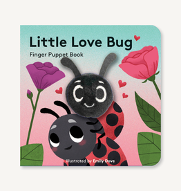 Finger Puppet Book Little Love Bug
