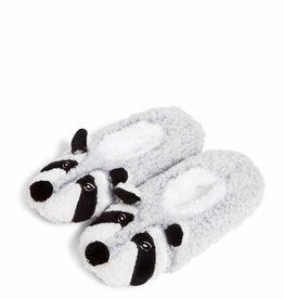 VERA BRADLEY Cozy Life Slippers Merry Mischief Small