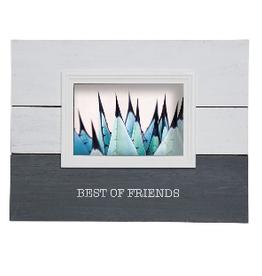 4x6 Best of Friends Photo Frame