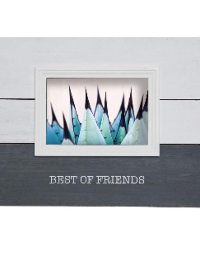 4x6 Aldis Best of Friends Photo Frame