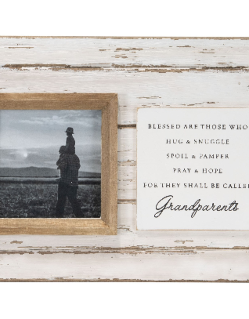 4x4 Jolene Grandparents Photo Frame