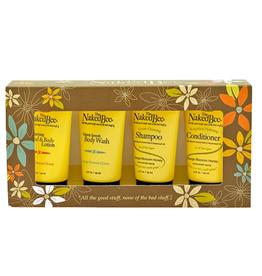 THE NAKED BEE Orange Blossom Honey Travel Kit