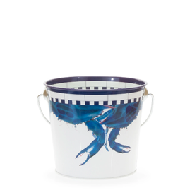 GOLDEN RABBIT II Blue Crab Small Pail