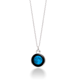 MOONGLOW JEWELRY NL - New Moon Necklace