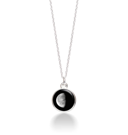 MOONGLOW JEWELRY 5D - Waning Gibbous Necklace