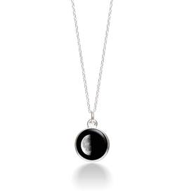 MOONGLOW JEWELRY 4D - Waning Gibbous Necklace