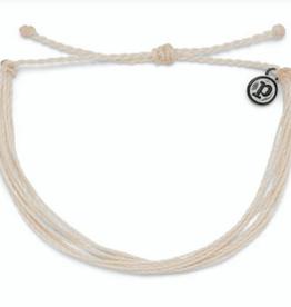 PURA VIDA Bright Solid Original Bracelet Vanilla