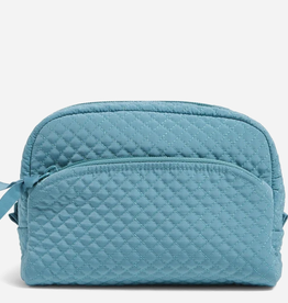 VERA BRADLEY Medium Cosmetic : Seashore Blue