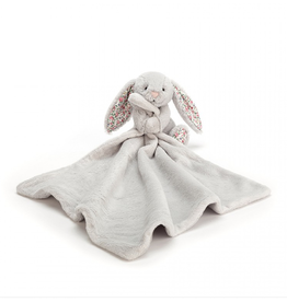 JELLYCAT INC. Blossom Silver Bunny Soother