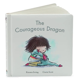 JELLYCAT INC. Book The Courageous Dragon